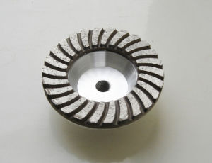Diamond Turbo Grinding Cup Wheel pictures & photos