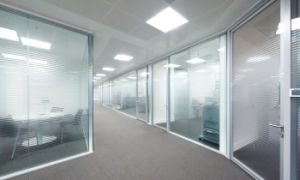 China Supplier Operable Wall, Glass Partition for Office Meeting Room pictures & photos