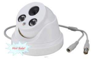 Waterproof 2 MP IR Security IP Camera