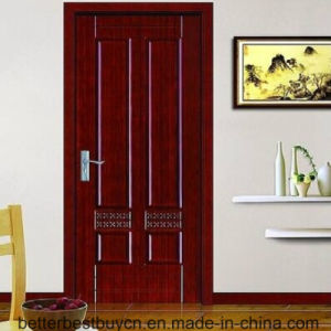 Popular in Africa Room Timber MDF Door for Sale pictures & photos