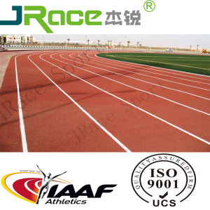 Iaaf Certification Athletic Running Track pictures & photos