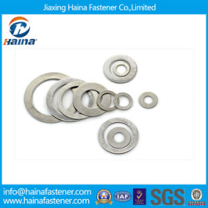 High Quality DIN125 A2 A4 Stainless Steel Flat Washers pictures & photos