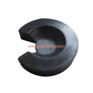 60 Duro Shore a Black Natural Rubber Corner Protection Bumper Guard / Disc Pad Cushion pictures & photos