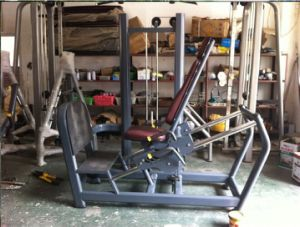 Fitness Body Building Commercial Leg Press pictures & photos