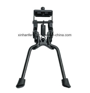 New Design Steel Bicycle Double Central Kickstand for Bike (HKS-021) pictures & photos