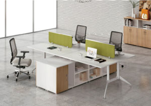 Modern Style Premium Staff Partition Workstations Office Desk (PZ 021)