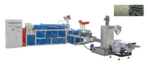Plastic Recycling Machine for PP PE