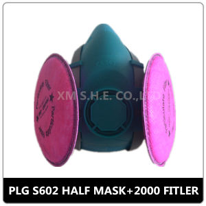 Half Face of Reusable Respirator Dust Mask pictures & photos