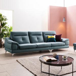 Modern Luxury Leather Living Room Hotel