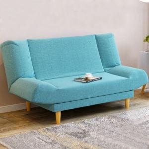 China Modern Linen Fabric Folding Couch