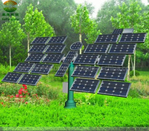 Solar Tracking System with World Leading Technology