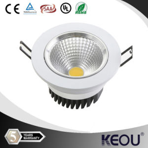 Factory Price Bis Saso Recessed COB LED Downlight Lamp pictures & photos