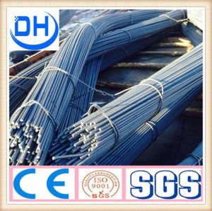 High Quality Reinforcing Deformed Steel Rebar (10mm) pictures & photos