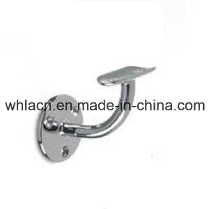 Stainless Steel Mounted Stair Handrail Bracket for Stair Railing Fittings (316) pictures & photos