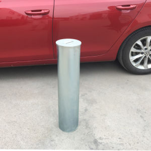 Manual Rising/Retractable Bollard pH100 pictures & photos