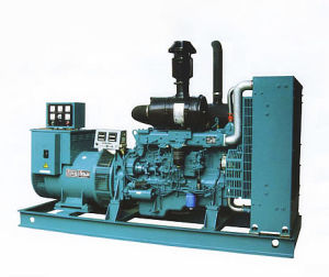 Classical Design Powerful Diesel Generator Sets with Famouse Brand Engine (SAL-250)