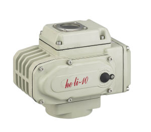 Electric Ball Valve with Hl-10 Actuator (HL-10) pictures & photos