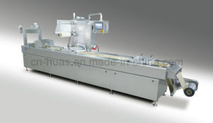 Automatic Vacuum Thermoforming Machine for Skin Pack Electronic Component