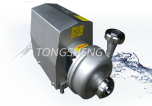 Food Grade Stainless Steel Sanitary Milk Centrifugal Pump