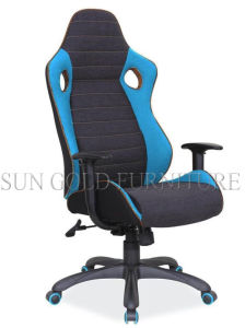 2017 New Ergonomic Swival Fabric Racing Chair Gaming Chair (SZ-OCR009) pictures & photos