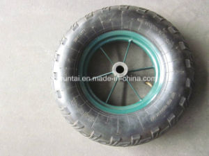 Hot Sell Durable Use Good Quality pneumatic Wheel (4.00-8) pictures & photos