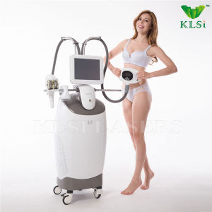 Klsi High Quality Portable Supersonic Operation System Vacuum Cavitation Quick Remove Fat Slimming Machine