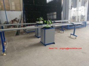 Aluminum Spacer Bar Cutting Machine for Double Glazing Glass pictures & photos