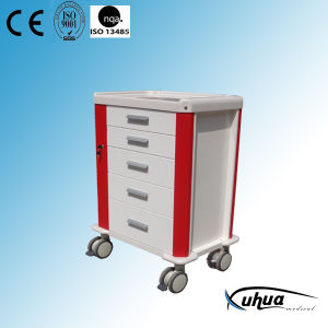 Hospital Medical Emergency Cart (P-26) pictures & photos