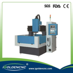 3D CNC Wood Plastic Mold Milling Machine 6060