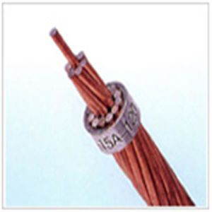 Copper Clad Steel Strand Wire for Power Transmission Line, for Electricity Line pictures & photos