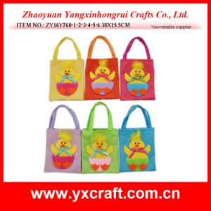 Easter Decoration (ZY16Y760-1-2-3-4-5-6) Easter Home Decoration Home Bag Pieces pictures & photos