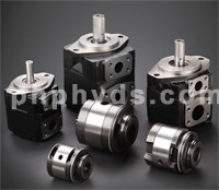 Replacement Denison Vane Pump T6d, 14, 17, 20, 24, 28, 31, 35, 38, 42, 45, 50 pictures & photos