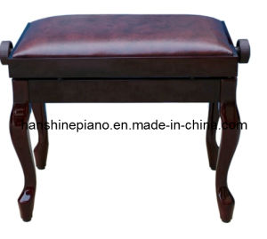 [Chloris] Black Piano Bench (HS-016BP)