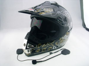 Bluetooth Flip up Helmet (FEK-802D)