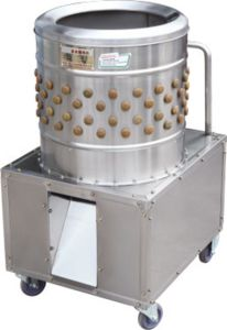 Top Selling Luxurious Chicken Depilator (Fed-600t)