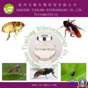 Agrochemical Insecticidetetramethrin 95%Tech, CAS No. 7696-12-0 pictures & photos
