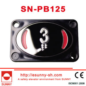 Elevator Push Button with Good Price (SN-PBS103) pictures & photos