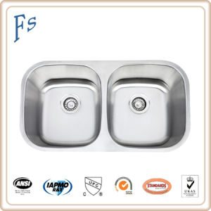 China Brushed Undermount Stainless Steel Kitchen Sink - China ...
