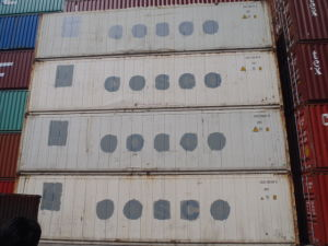 40′ Rh Used Container pictures & photos
