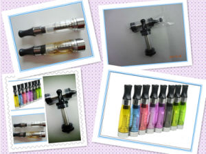 2012 Electric Cigarette Colourful CE4 Clear Artomizer