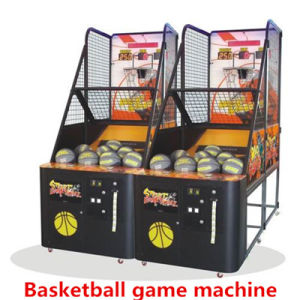 China Amusement Indoor Sport Game Arcade Street Basketball