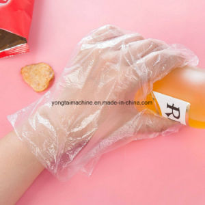 High Speed Working Plastic Glove Making Machine pictures & photos