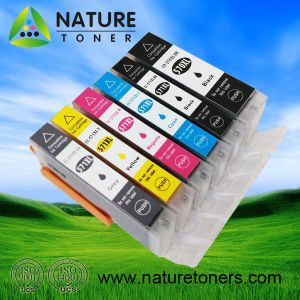 Compatible Ink Cartridge Pgi-570XL Cli-571XL for Canon Pixma Pixma Mg7750/Mg7751/Mg7752/Mg7753,Pixma Mg6850/Mg6851/Mg6852/Mg6853,Pixma Mg5750/Mg5751/Mg5752/Mg57 pictures & photos