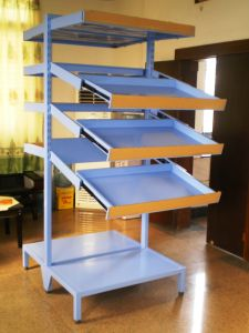 High Capacity Pharmacy Shelving for Pharmacy Store/Lab/Hospital Pharmacy Shelving