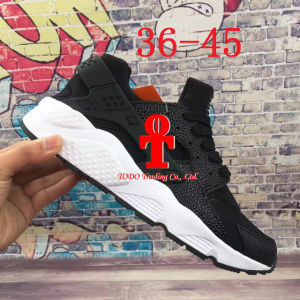 Famous Women Aloha Air Huarache Run Sport Shoes Classic Girls Floral Print Huaraches Sports Running Shoes Trainer Sneakers Size 36--45 pictures & photos