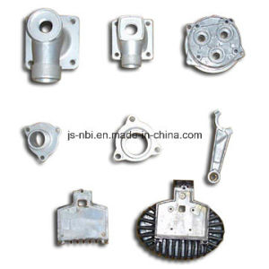 Alloy Aluminum Die Casting Part/Casted Part for Auto Industry pictures & photos