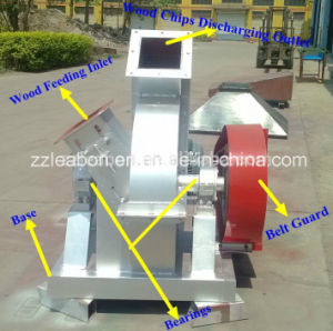 Large Capacity Chips Making Industrial Wood Shredder Chipper pictures & photos