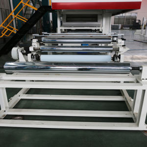 Color Printing Machine for Plastic Film