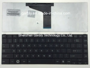 US Laptop Keyboard for Toshiba (L800, C800, L830, C845, M805, L845, M800) pictures & photos