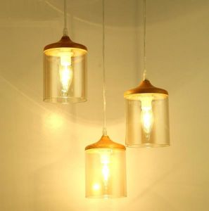 Glass Pendant Lamp (WHP-206) pictures & photos